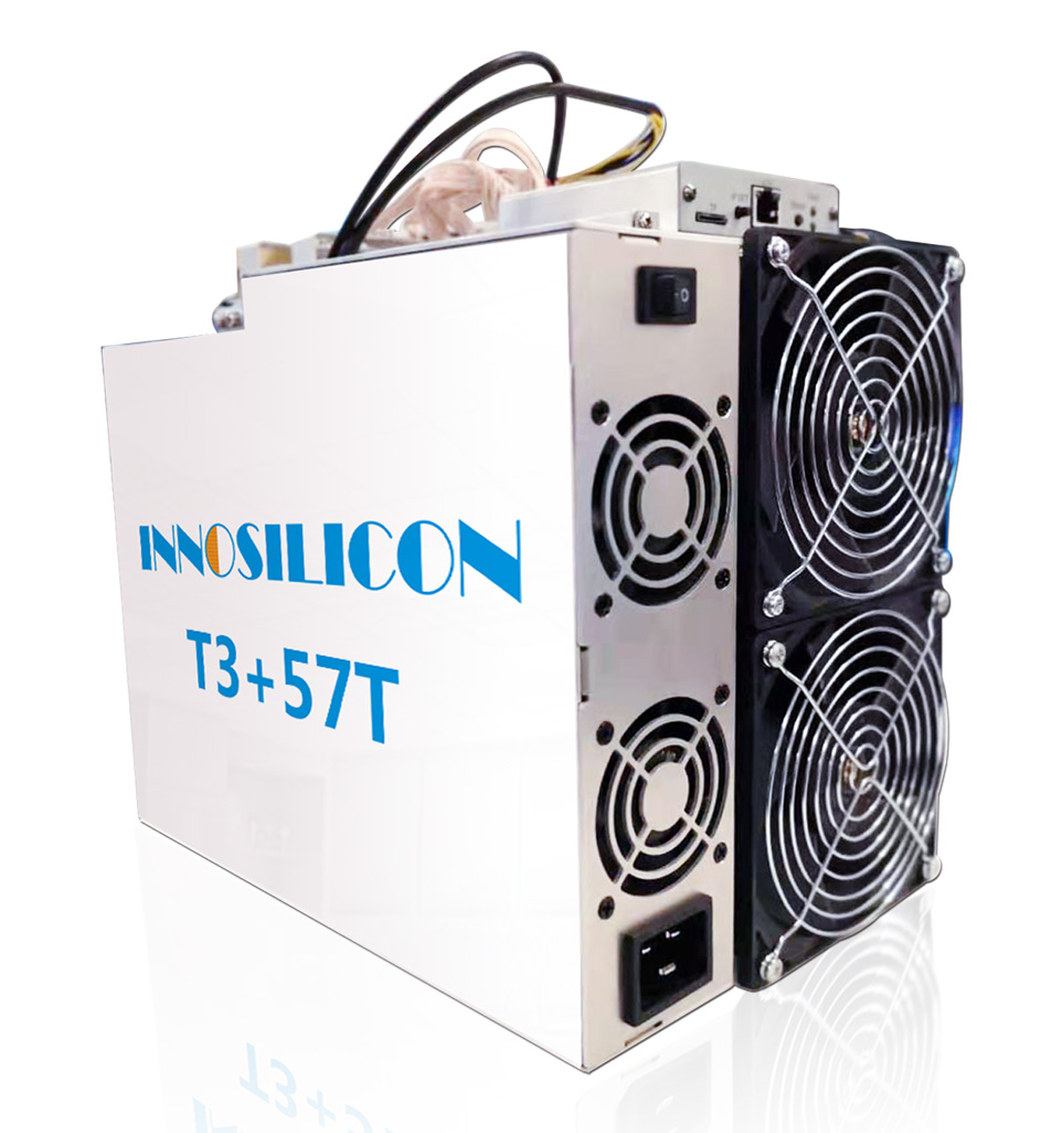 Can Innosilicon's T3+ 57T Bitcoin Miner Challenge Bitmain's S17?